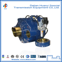 Long life high efficiency 750KW planetary speed increasing gearbox for wind turbine