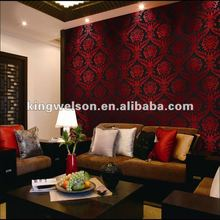 new special design wallpaper 3d wallpapers interior decoration Zhejiang Wall Paper Manufacturer