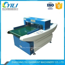 Automatic industrial metal detector/detector machine for garment and food processing