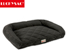 Indoor Faux Leather House Pet Dog Bed Car Pet Bed