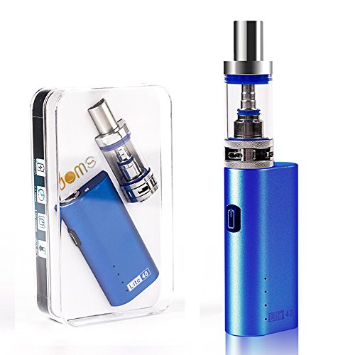 Airflow adjustable smoking box mod, Jomo unique design Lite mod box 40 w kit, vape mini e-cig mod lite 40 box mod
