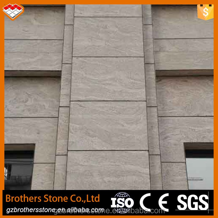 Hot selling honed harga niro granite 60x60 yellow desert liquid sand color granite stone wall