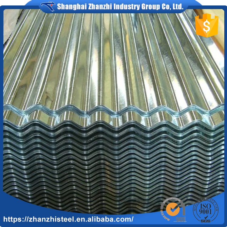 Widely Used Best Prices Corrugated Galvanised Roofing Sheets