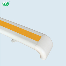 protection hospital staircase railing plastic medical handrails