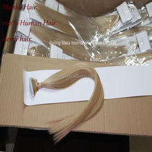 Manka russian tape double drawn thick hair extensions