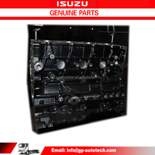 ISUZU 4HK1 Motor Auto Engine Crank Mechanism Cylinder Block For Sale