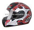 Crash helmet motorcycle safety helmet
