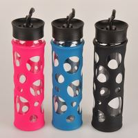 new product drinking car glass water bottle