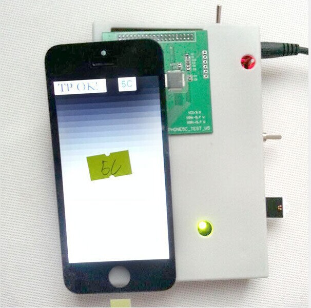 3-in-1 Touch Screen & LCD Tester Box for iPhone 5 5S 5C Screen Diagnostics Test