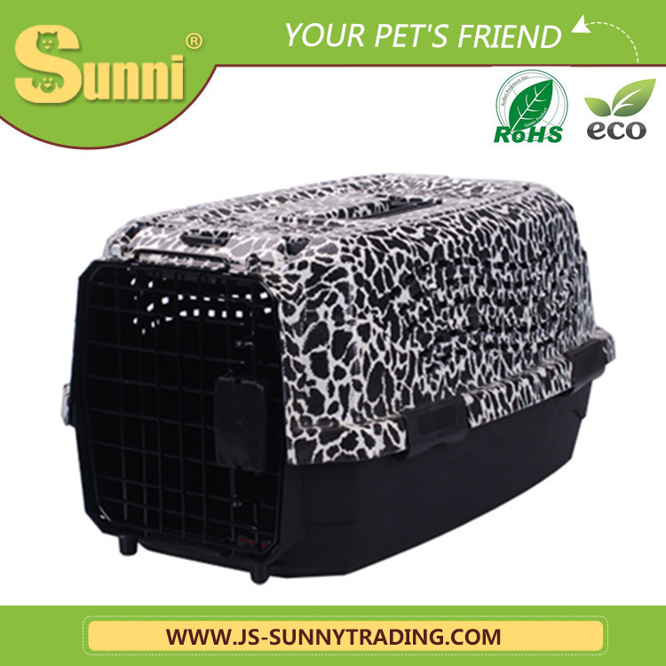 Dog travel cage bike pet carrier