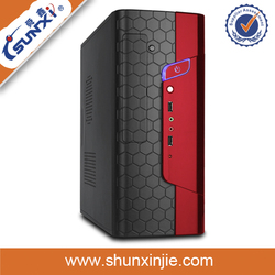 Lowest Cost Computer Wholesale Distributors Fanless Mini Itx Case 9812