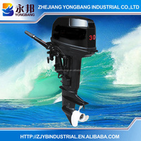 CE Approved YB-T30 BMS 2-stroke outboard motor 30HP Japan Brand