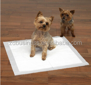 Super absorbent disposable pet pads