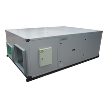 4000~6000CMH Mechanical Controlled Ventilation HVAC HRU with Heat Recovery