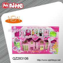 2014 my lovely small funiture toys kids house toys villa toy