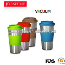 Stainless Steel Travel Mug,Double Wall Stainless Steel Travel Cup