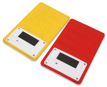 INTERWELL CR55 Promotional Funny Silicone Credit Card Calculator