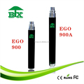 Vape ecig mods Variable Wattage e cig battery wholesale 650mah ecig battery