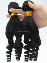 Strick Quality Control 100% virgin brazilian funmi curl short curly weave hair