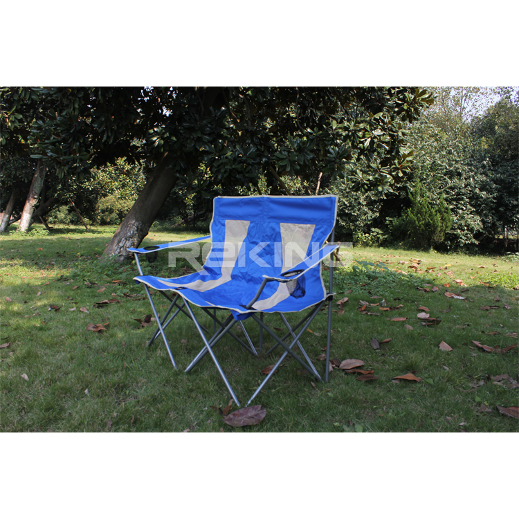 Canton Fair Double Seat Camping Folding Chair For Adult Buy Canton Fair Dou