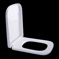 Stainless steel hinges Take off wc sitz High level quality European standard designer toilet seats