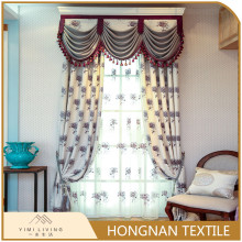 Good sealed oem fashion beautiful luxury drapes curtains