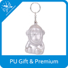 2015 cute gifts pu monkey keychain
