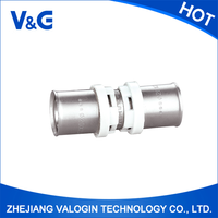 Valogin Provide Directly Best Selling Auto a/c Aluminum Pipe Fitting