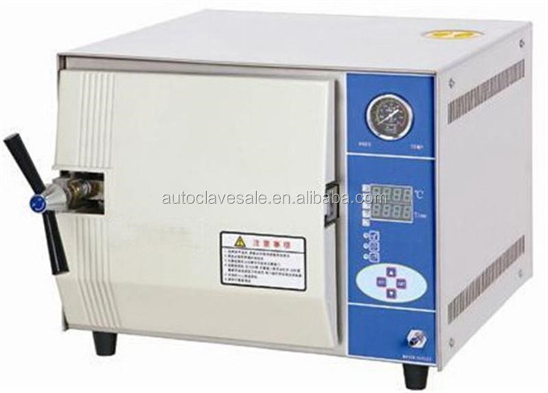 24L Bench top autoclave, TS-AD tattoo steam sterilizer, handpiece autoclave-Bluestone Autoclaves