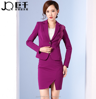 China 2016 Top quality ladies office formal wear women business suit for ladies