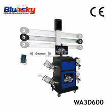 WA3D500 factory price 3D wheel alignment equipment for sale