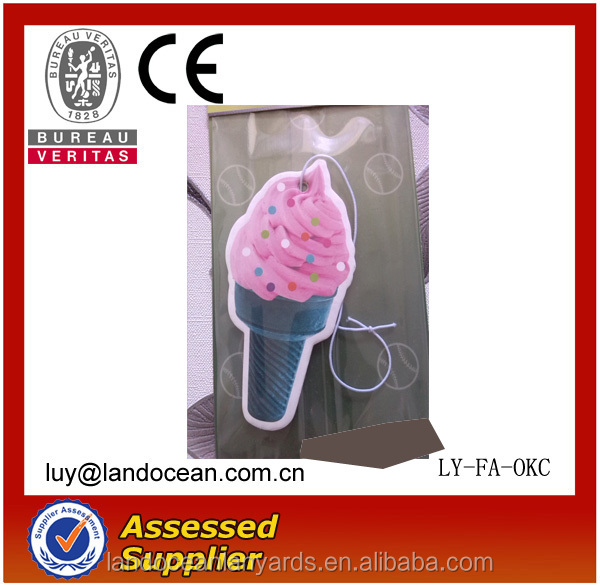 Paper air freshener & air freshener for car & paper car air freshener wholesale for promotion