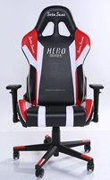 RED&BLACK HOT SELL High--back Oversized sport office Seat