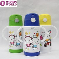 Best Selling Products Promotional Christmas Gift Stainless Steel Vacuum Flask For Kids