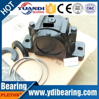 Made in shandong pillow block SNL 508 SNL508 bearing