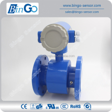 Waste water electromagnetic flow meter, high quality bitumen flowmeter