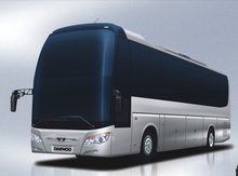 luxury sleeper bus GL6126HW commercial bus