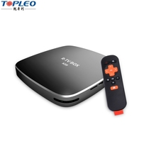 Innovation Electronic Product r-tv box k99 4K smart tv box dual bandRK3399 6 Core google play store app download android tv box
