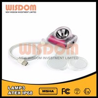 Ergonomic design ,Small offset lamp 3 camping led lamp madein china