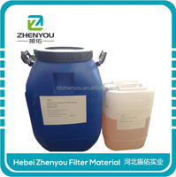 low price china-made room temperature curing automotive HEPA filter two component pu glue