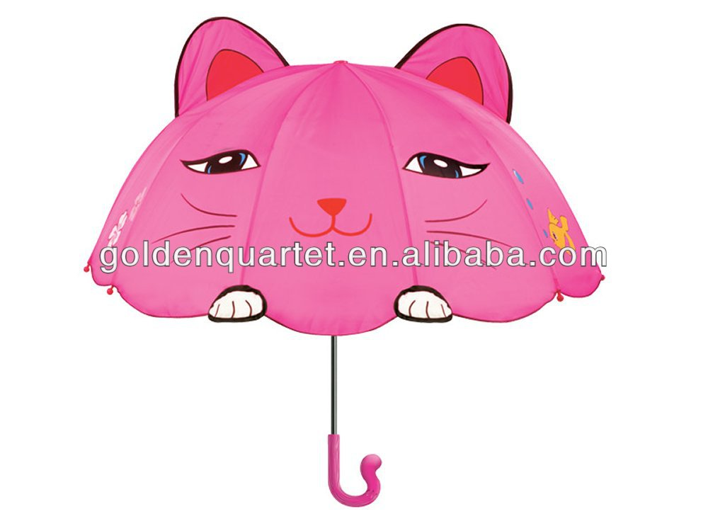 Animal head umbrella(Social audit and BSCI certified company)