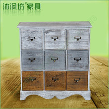 Antique Solid Teak Home Furniture ,Living Room Cabinet Wholesale