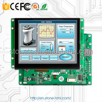 10.1 inch replacement lcd screen touch screen digitizer industrial control application