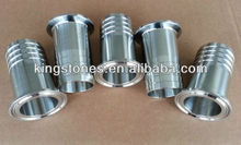 Stainless Steel hot salesSanitary Hose adaptor Ferrule