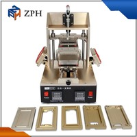 5 in 1 Lamination Machine LCD Separator for LCD Mid Frame Bezel with LCD Assembly Frame Remover