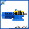 R67 Ratio 69.75/37.5/28.13 100B5 Planetary Worm Gear Reducer