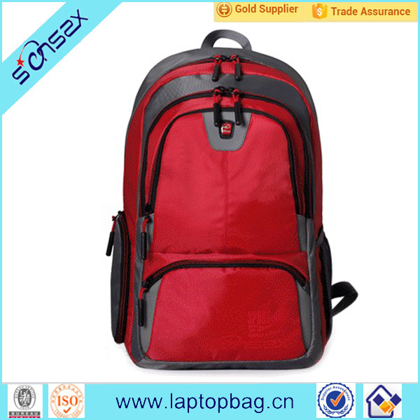 Children supplier nylon fashion active school bag for college student