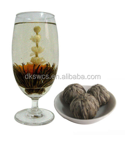 Hot selling blooming flower artistic tea
