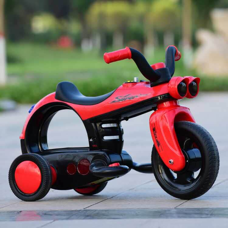 electric car for children Wholesale Fashionable 3 Wheels Electric Toy Motor For Children