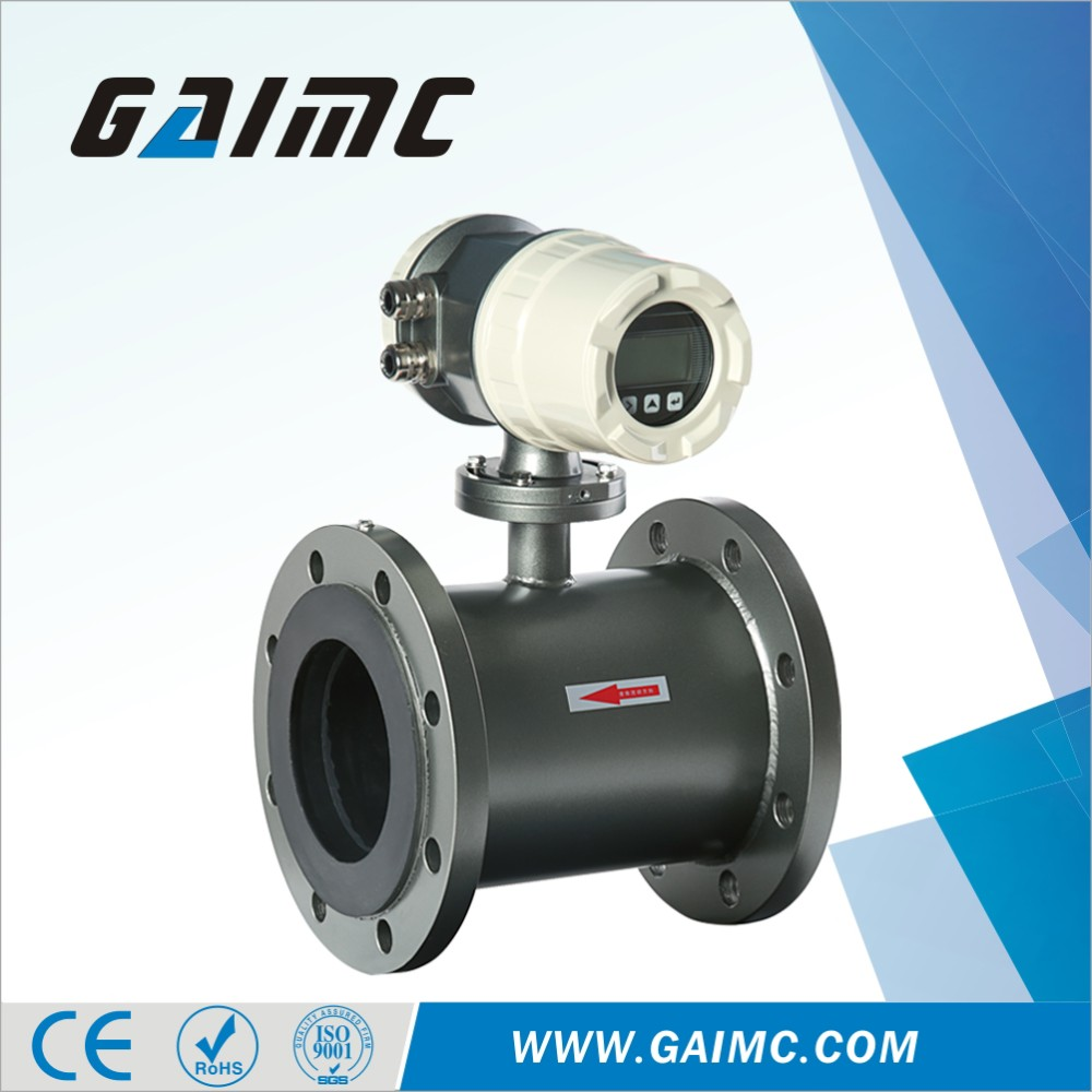 GMF100T Pulse Output Magnetic Water Flow Meter Sensor
